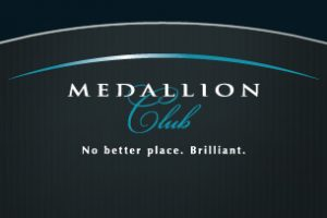 Medallion Club Seating