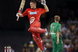 The Big Bash League 2018/19